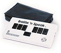 Braille 'n Speak